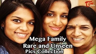 Rare, unseen pics of Mega family; Srija, daughter