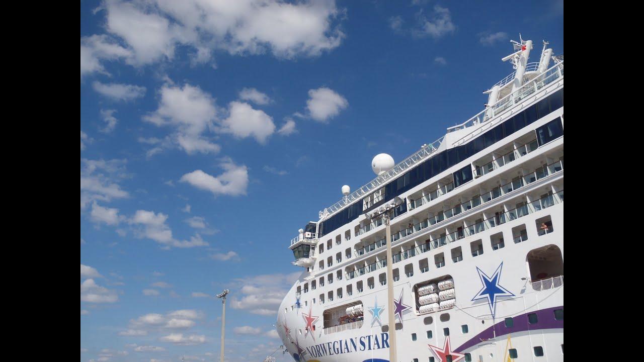 Norwegian Star Cruise Ship Tour HD  YouTube