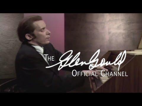 Glenn Gould - Bach, Prelude & Fugue XIV in F-sharp minor: Praeludium (OFFICIAL)