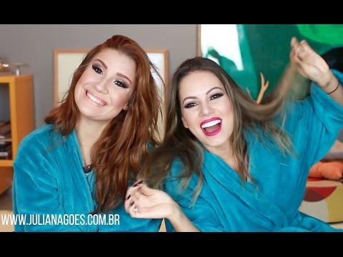 Maquia e Fala | Boca Rosa e Juliana Goes