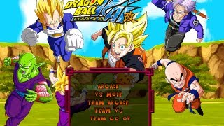 Game | Dragon Ball Kai Muge | Dragon Ball Kai Muge