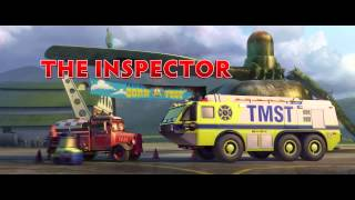 Avioni 2 – nebeski vatrogasci :: Planes: Fire and rescue