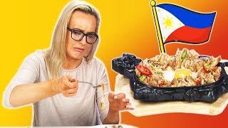 Irish People Taste Test Filipino Food