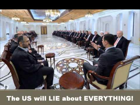 US State Dept Calls Bashar al Assad's Instagram Pics