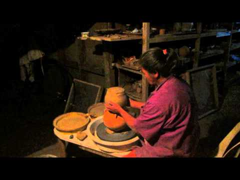 Igorot Pottery Making at Sagada - Schadow1 Expeditions