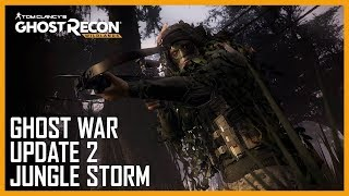 Ghost Recon Wildlands - Ghost War Frissítés #2