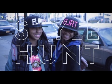 Style Hunt - Harlem Swag with Ryan Hall