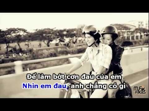 [MV HD] Karaoke Đêm chơ vơ - Lê Hiếu