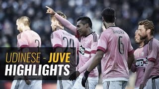 17/01/2016 - Serie A TIM - Udinese-Juventus 0-4