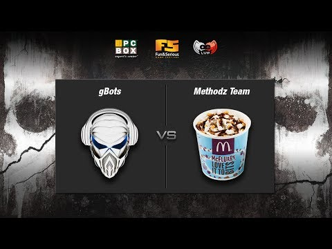 Showmatch CoD Ghosts - gBots vs McFlurry Team - Campeones FC5 vs Selección DdH