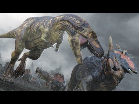 Top 10 Biggest Dinosaurs that Walked the Earth,