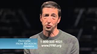 FFRF Ron Reagan Ad
