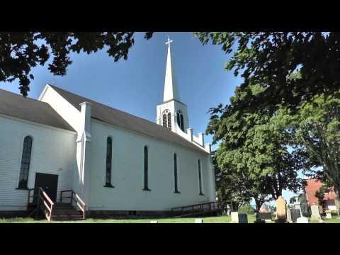 L'église historique de Barachois
