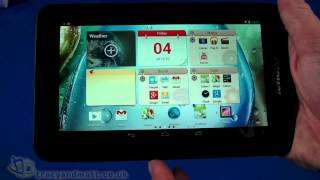 Lenovo Ideatab A3000 Unboxing Video