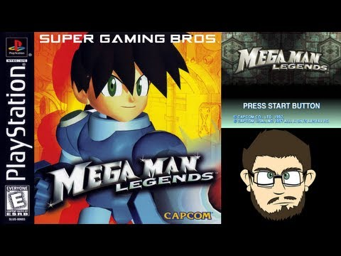 SGB Play: Mega Man Legends - Part 1