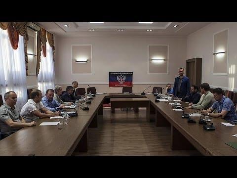 Ukrainian rebels agree to Poroshenko ceasefire