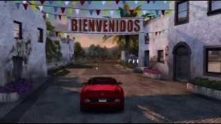 Test Drive Unlimited 2 Gameplay Premières Minutes De