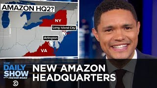 "Amazon's Second Headquarters, a Nazi Prom Photo & Tide's ""Wine Box"" Controversy 