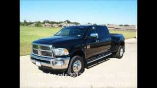 For Sale 2012 Ram 3500 Laramie Longhorn Limited Edition