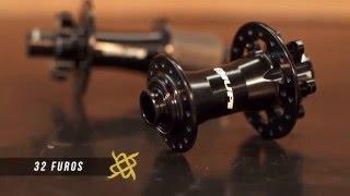 HUPI Bikes - Novos Cubos HUPI XPT 15 e XPT 142