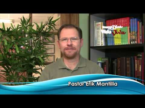Tiempo con Dios Viernes 10 mayo 2013, Pastor Erik Mantilla
