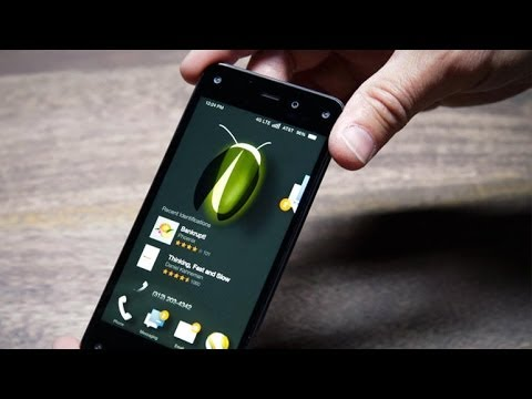 Firefly - The Best Part of the Amazon Fire Phone?