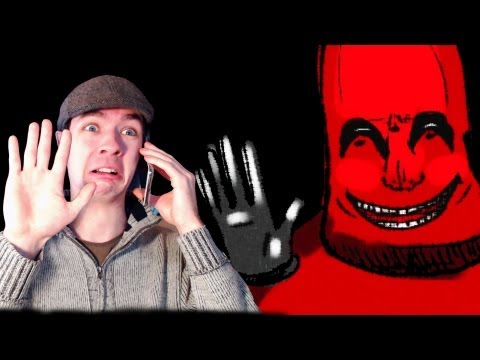 Hello? Hell...o? - Part 1 | SCARIER THAN IT LOOKS | RPG Maker Horror Game - Commentary/face cam