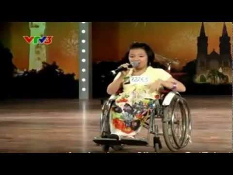 Vietnam's Got Talent - Nguyễn Thị Phương Anh - Let's Dance (Hannah Montana)