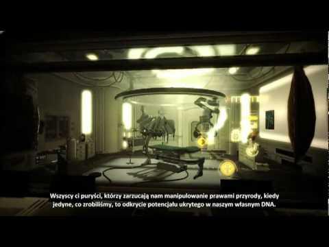 Видео с кадрами из игры Deus Ex: Human Revolution