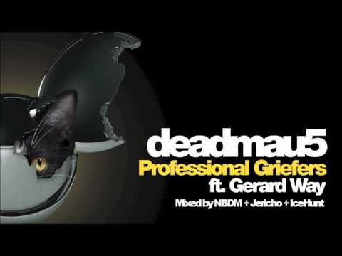 deadmau5 ft. Gerard Way - Professional Griefers (Full HD track with vocals + no gap/voices)