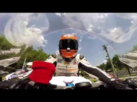 MIRT - Těrlicko 2014 - 600 ccm Race - INDI#23