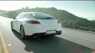 Der neue Panamera - Der Traum vom Sportwagen videos