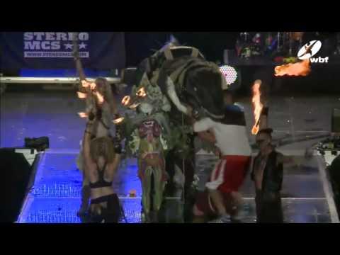 Fiorella Scatena - Winner of Show Award at World BodyPainting Festival 2013