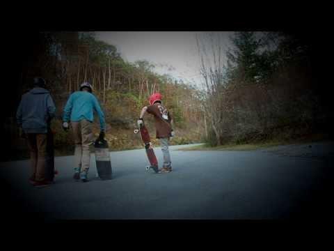 Longboarding: Falling