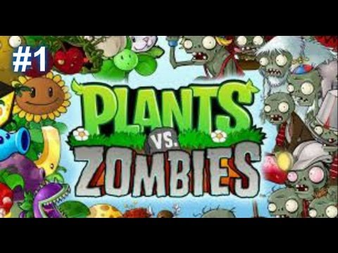 Plants vs Zombies Ep1[HD]