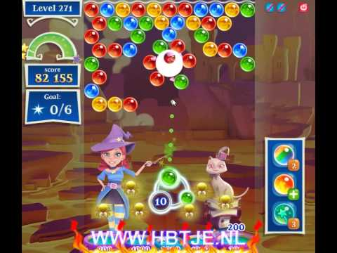 Bubble Witch Saga 2 level 271