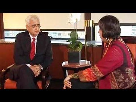 What's wrong with 'Dehati Aurat': Salman Khurshid to NDTV