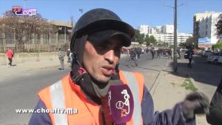 خبر اليوم:كواليس ما قبل كلاسيكو الوداد البيضاوي و الجيش الملكي بمركب محمد الخامس   خبر اليوم