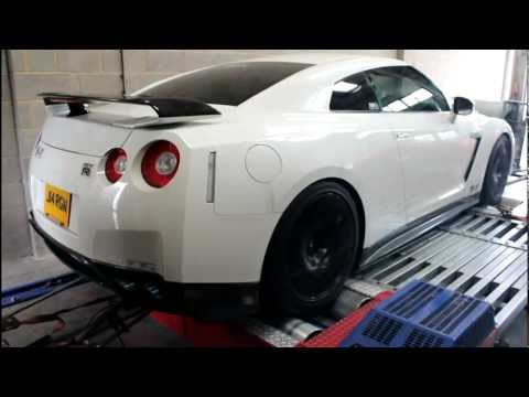 Europes 1st 1000BHP Nissan R35 GTR Jm-Imports JUN R1 4.0 Stroker - SPE Greddy TD06 20G