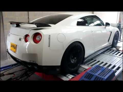 Europes 1st 1000BHP Nissan R35 GTR Jm-Imports JUN R1 4.0 Stroker - SPE Greddy TD06 20G