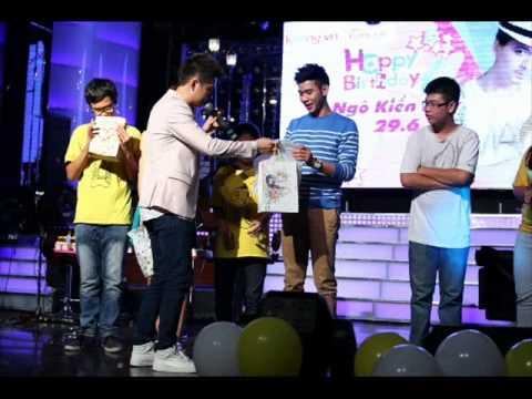 clip party sn Ngô Kiến Huy 2013