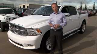 2013 Dodge Ram Limited Review