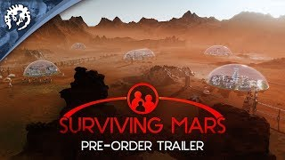 Surviving Mars - Előrendelői Trailer