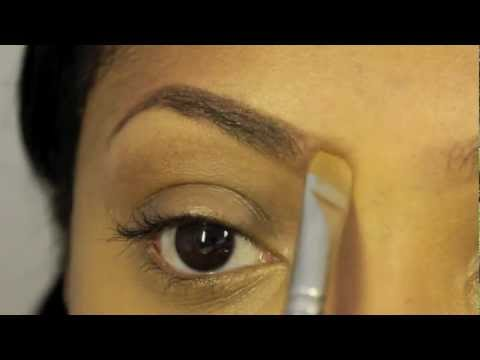 TUTORIAL: HOW-TO FILL IN EYEBROWS