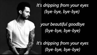Maroon 5 - Beautiful Goodbye Lyrics