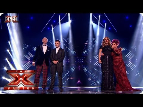 THE ANNOUNCEMENT: The Winner of The X Factor 2013 is... - Live Final Week 10 - The X Factor 2013
