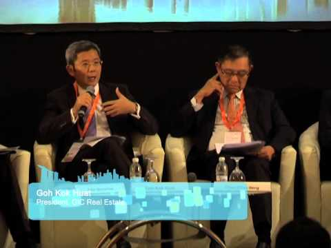 Goh Kok Huat | Making Cities Attractive for Long-Term Investment