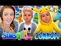 NEW CC SHOPPING FOR BABY CONNOR The Sims 4 CC Shopping