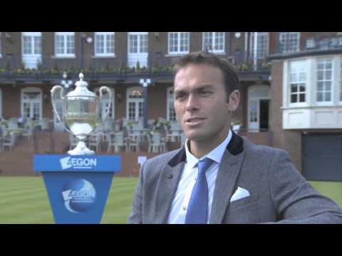 Ross Hutchins announces Rally for Bally