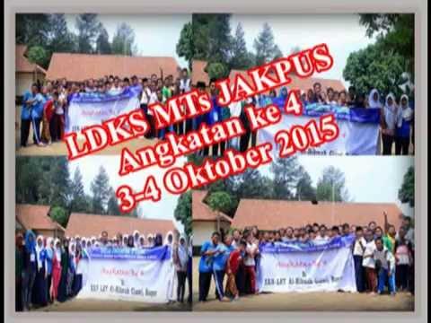 MTs Jakarta Pusat- LDKS Angkatan Ke 4, 2015